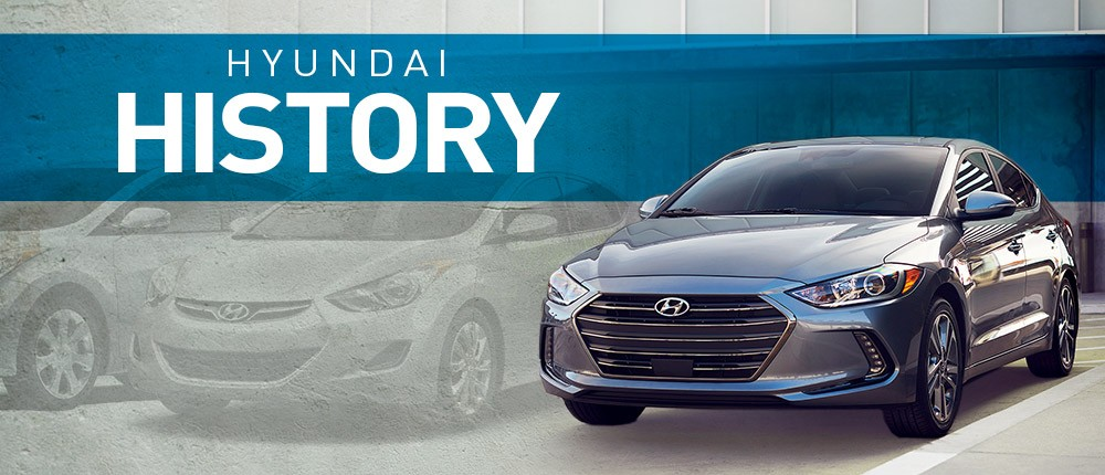 A brief history of Hyundai Motors