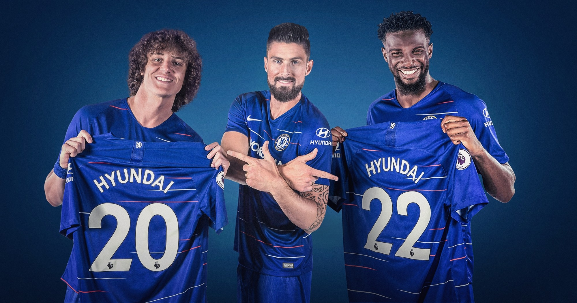 Global Automotive Partner of Chelsea Football Club with New Multi-year Deal